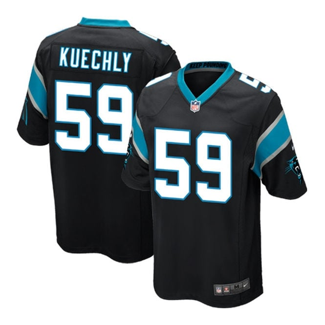 the best attitude 64b66 7d6ad NFL Carolina Panthers Home Game Jersey - Luke Kuechly