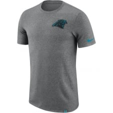 NFL Carolina Panthers Marled Patch Dri-Fit T-Shirt