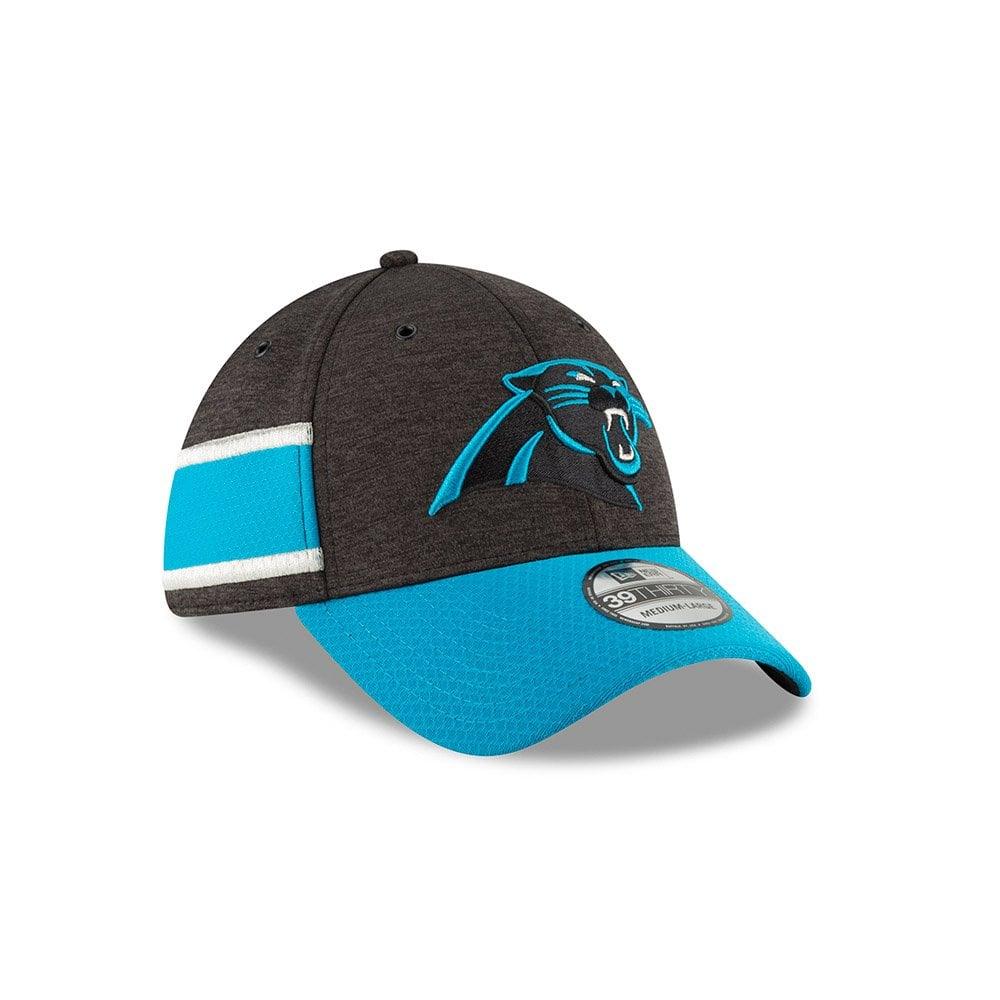100563f43b4b29 New Era NFL Carolina Panthers Sideline 2018 39Thirty Cap - Teams from USA  Sports UK