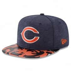 NFL Chicago Bears 2017 Draft 9Fifty Snapback Cap