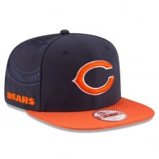 NFL Chicago Bears 9Fifty Sideline Snapback Cap