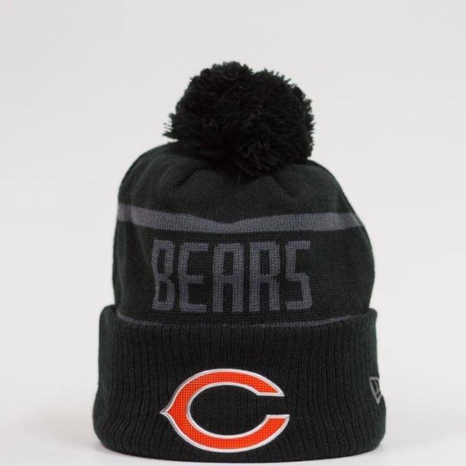 the best attitude 7c9c8 7ca50 NFL Chicago Bears BC Cuffed Pom Knit