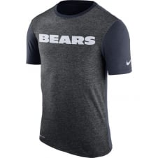 NFL Chicago Bears Color Dip Dri-Fit T-Shirt