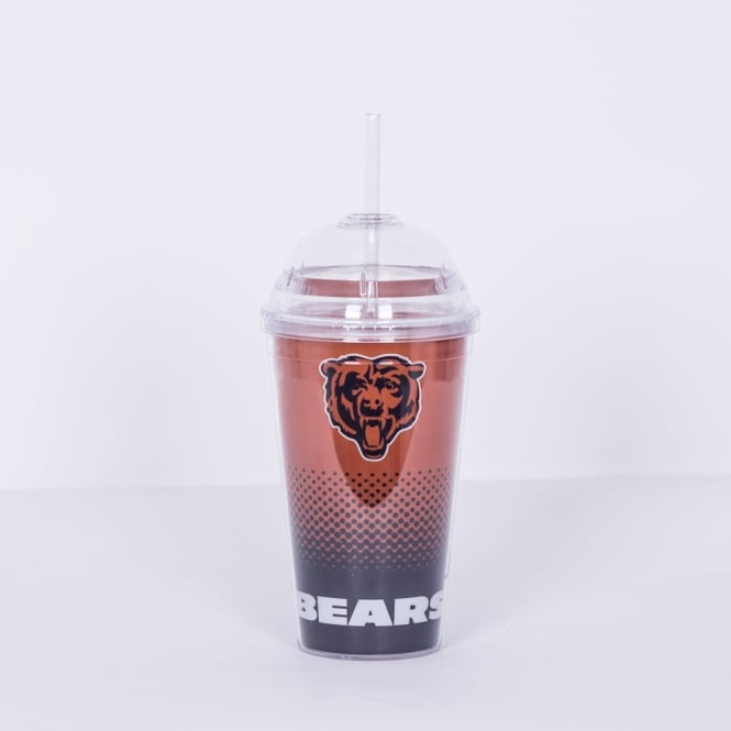 Forever Collectibles NFL Chicago Bears Fade Tumbler