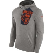 NFL Chicago Bears Fly Fleece CD PO Hoodie