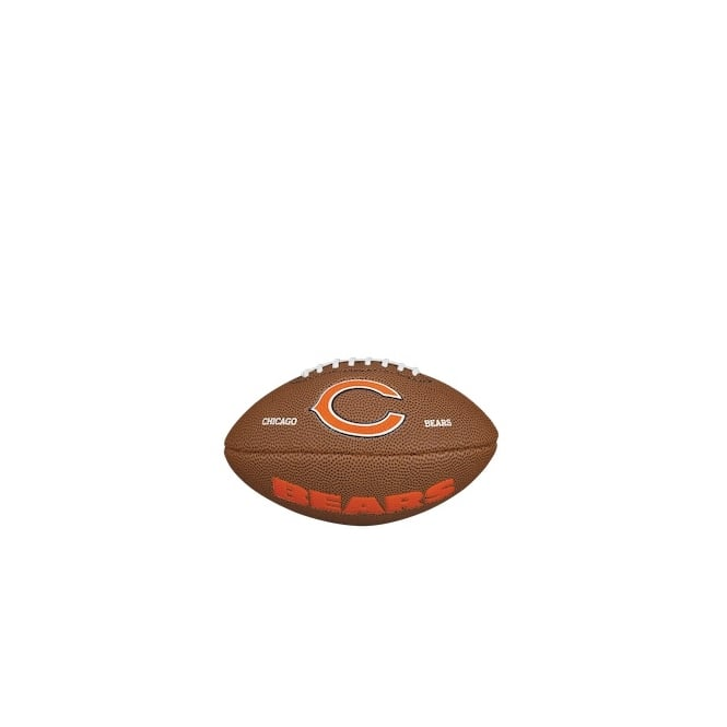 Wilson NFL Chicago Bears Mini Soft Touch Football