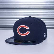 NFL Chicago Bears On Field 59Fifty Cap