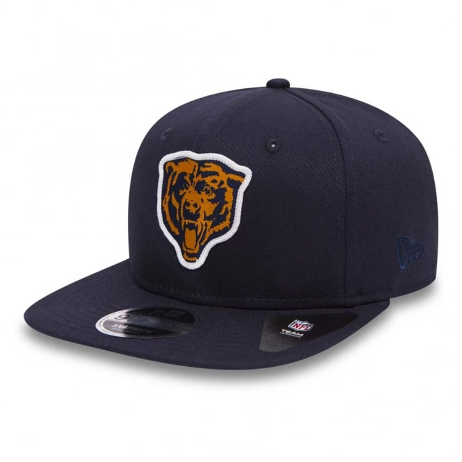 New Era NFL Chicago Bears Patch Original Fit 9Fifty Snapback