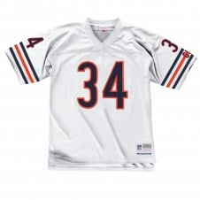 NFL Chicago Bears Walter Payton 1985 White Replica Jersey