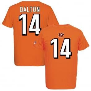 a2e3c63c5 ... Jersey Size Large NFL Cincinnati Bengals Andy Dalton Eligible Receiver  T-Shirt Nike Cincinnati Bengals 14 Andy Dalton Black Game ...