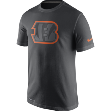 NFL Cincinnati Bengals Anthracite Travel T-Shirt