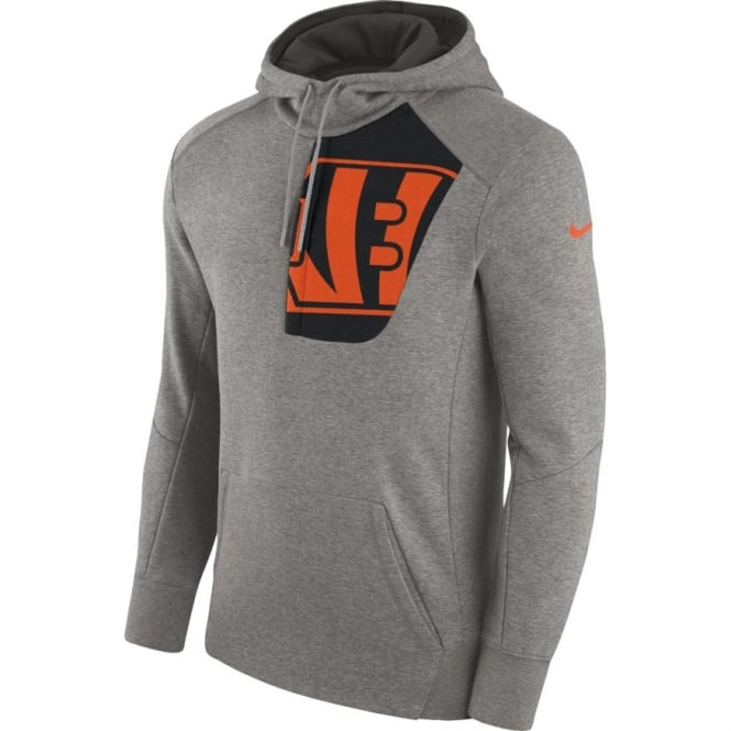 timeless design b6cd2 b78bb Nike NFL Cincinnati Bengals Fly Fleece CD PO Hoodie