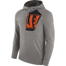 NFL Cincinnati Bengals Fly Fleece CD PO Hoodie