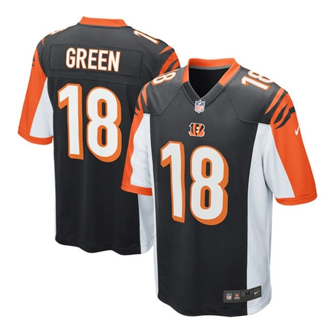 Nike NFL Cincinnati Bengals Home Game Jersey - AJ Green