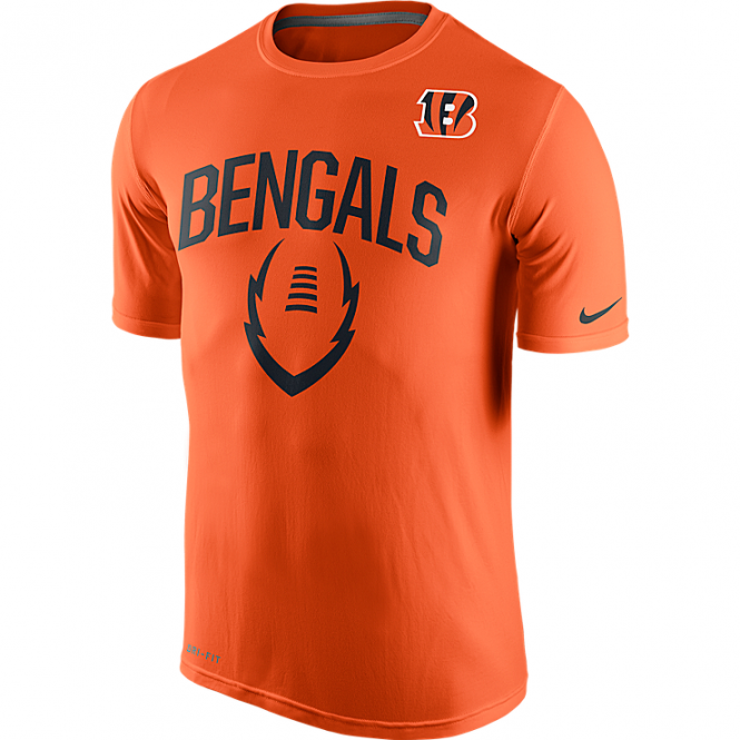 Nike NFL Cincinnati Bengals Legend Icon Dri-Fit T-Shirt