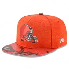 NFL Cleveland Browns 2017 Draft 9Fifty Snapback Cap