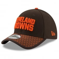 NFL Cleveland Browns 2017 Sideline 39Thirty Cap