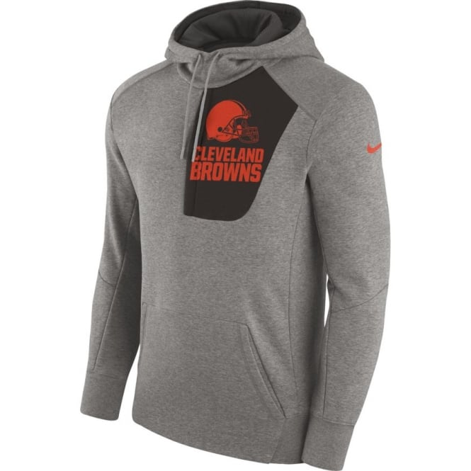 Nike NFL Cleveland Browns Fly Fleece CD PO Hoodie