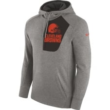 NFL Cleveland Browns Fly Fleece CD PO Hoodie