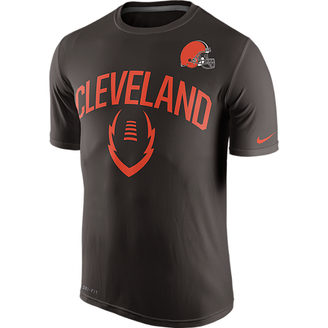 Nike NFL Cleveland Browns Legend Icon Dri-Fit T-Shirt