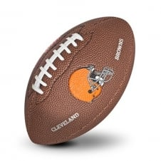 NFL Cleveland Browns Mini Soft Touch Football
