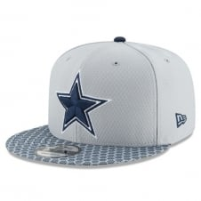 NFL Dallas Cowboys 2017 Sideline 9Fifty Snapback