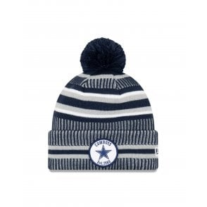 36717ee0 New Era NFL Dallas Cowboys Youth 2015 Sideline Official Sport knit ...