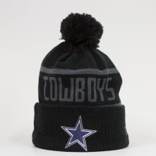 NFL Dallas Cowboys BC Cuffed Pom Knit