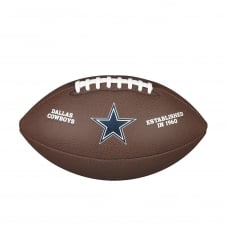 NFL Dallas Cowboys Composite Team Logo Football