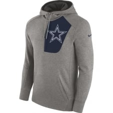 NFL Dallas Cowboys Fly Fleece CD PO Hoodie