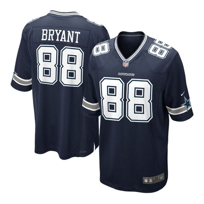Nfl Dallas Cowboys Home Game Jersey Dez Bryant
