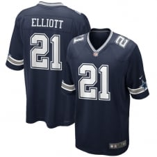 NFL Dallas Cowboys Home Game Jersey - Ezekiel Elliott