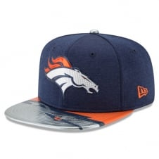 NFL Denver Broncos 2017 Draft 9Fifty Snapback Cap
