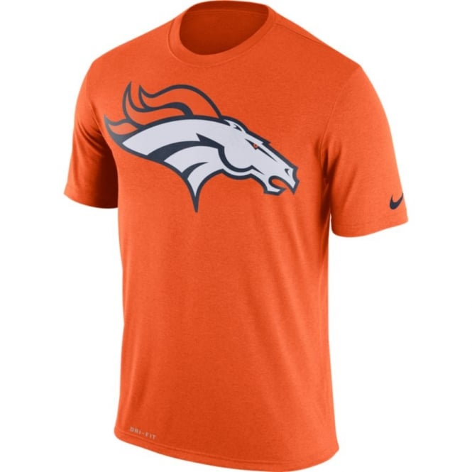Nike NFL Denver Broncos Legend Logo Essential Dri-Fit T-Shirt