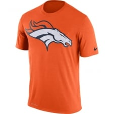 NFL Denver Broncos Legend Logo Essential Dri-Fit T-Shirt