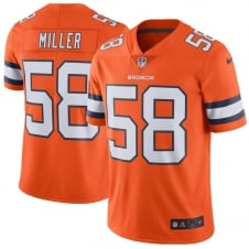 NFL Denver Broncos Limited Color Rush Jersey - Von Miller