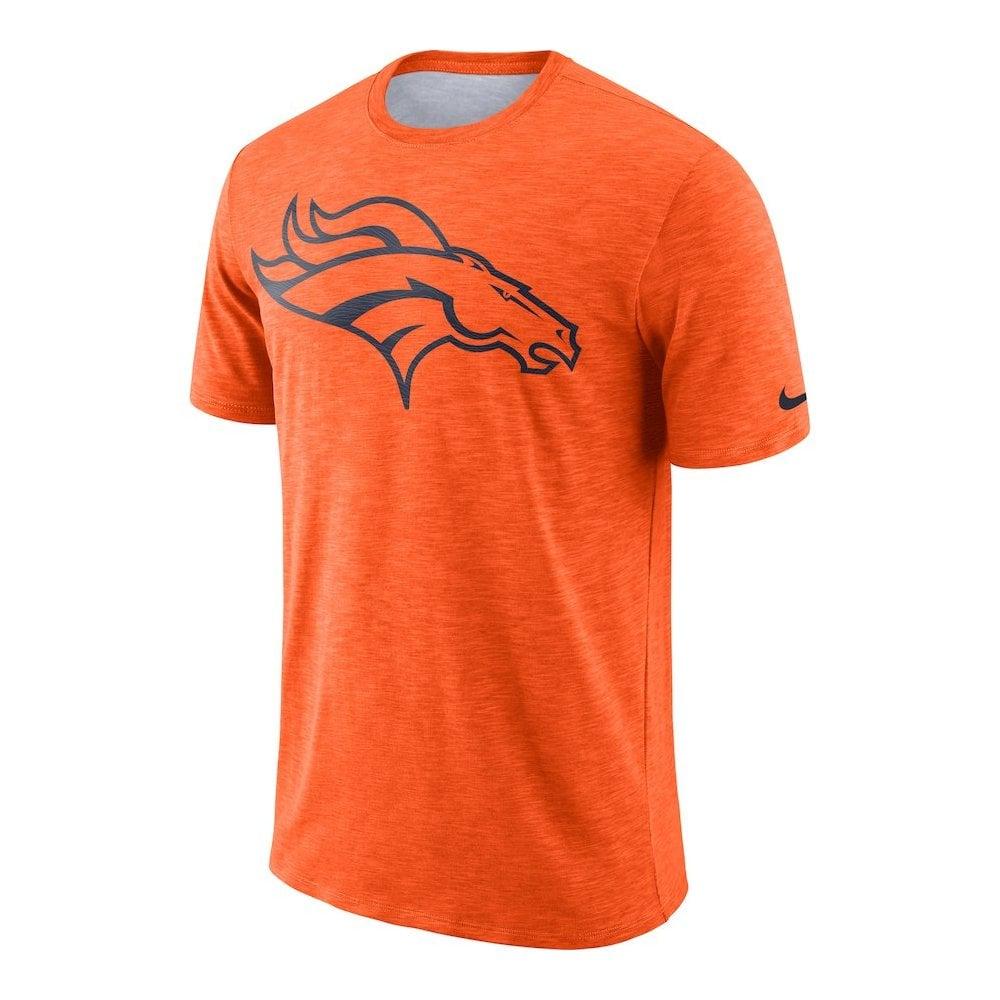 Nike NFL Denver Broncos Sideline Slub Performance T-Shirt