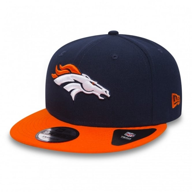 New Era NFL Denver Broncos Team 9Fifty Snapback Cap
