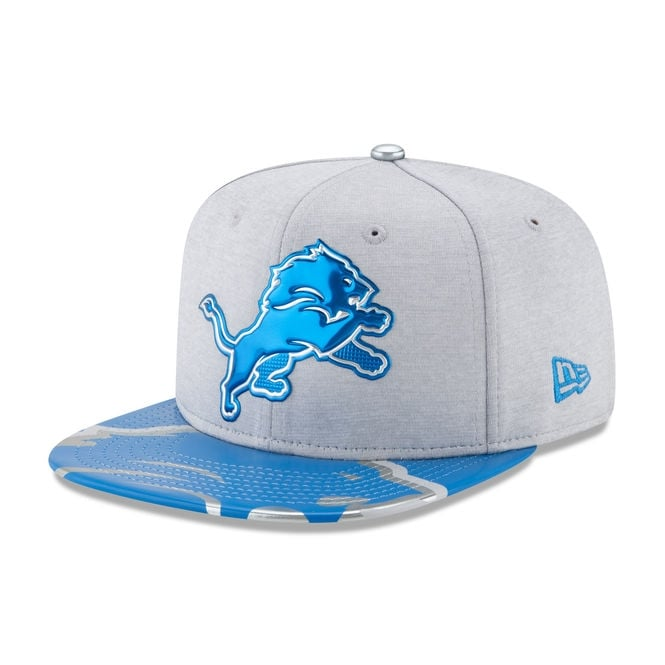 New Era NFL Detroit Lions 2017 Draft 9Fifty Snapback Cap