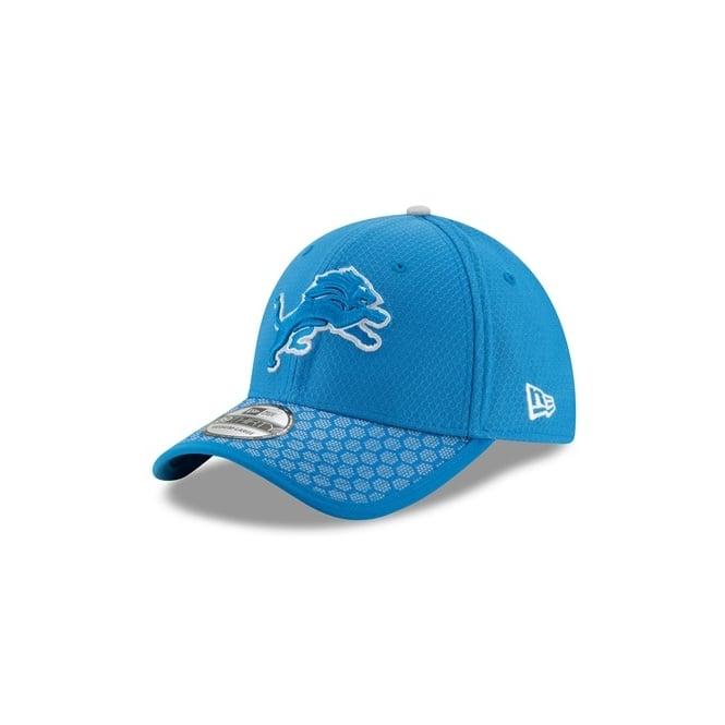 387ad4f00a1 New Era NFL Detroit Lions 2017 Sideline 39Thirty Cap - Teams from ...