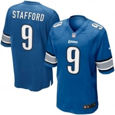 NFL Detroit Lions Home Game Jersey - Matthew Stafford