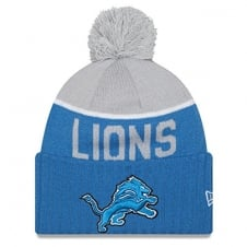 NFL Detroit Lions Youth 2015 Sideline Official Sport knit