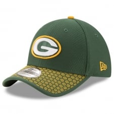 NFL Green Bay Packers 2017 Sideline 39Thirty Cap