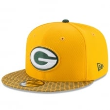 NFL Green Bay Packers 2017 Sideline 9Fifty Snapback Cap