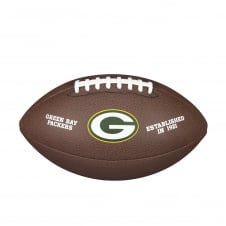 NFL Green Bay Packers Composite Team Logo Football