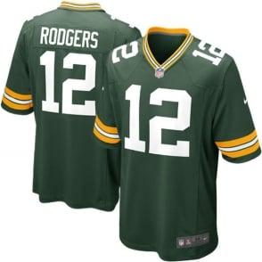 new arrival 363a7 ea5ba Mitchell & Ness NFL Green Bay Packers Brett Favre 1996 White ...