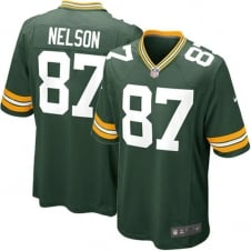 NFL Green Bay Packers Home Game Jersey - Jordy Nelson