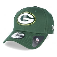 NFL Green Bay Packers Logo Weld 39Thirty Stretch Fit Cap