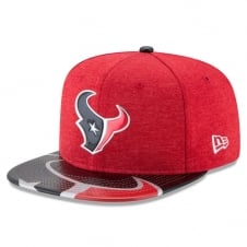 NFL Houston Texans 2017 Draft 9Fifty Snapback Cap