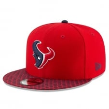 NFL Houston Texans 2017 Sideline 9Fifty Snapback